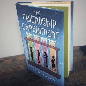 The Friendship Experiment Hardcover Book
